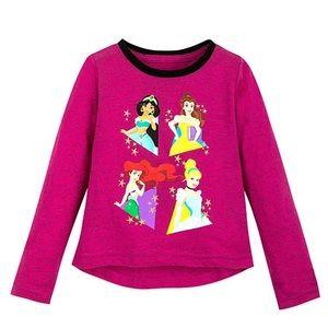 Disney Princess Long Sleeve T-Shirt for Girls